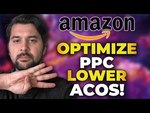 Amazon PPC Optimization Tutorial 2021   Make Money On Amazon
