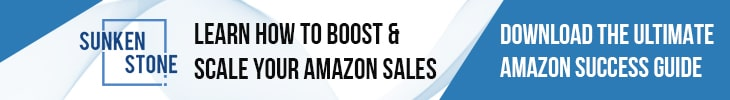 Download the Ultimate Amazon Success Guide by Sunken Stone