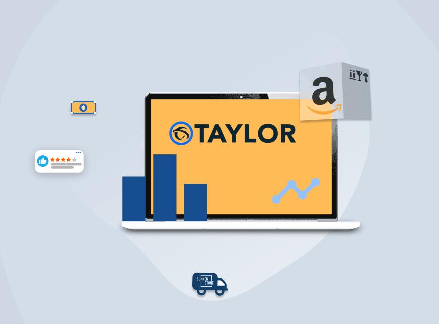 Taylor Logistics - Sunken Stone