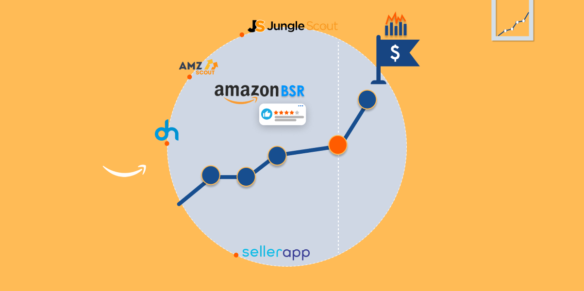 4 Best Amazon BSR Tools to Help You Track Your Sales Rank Sunken Stone