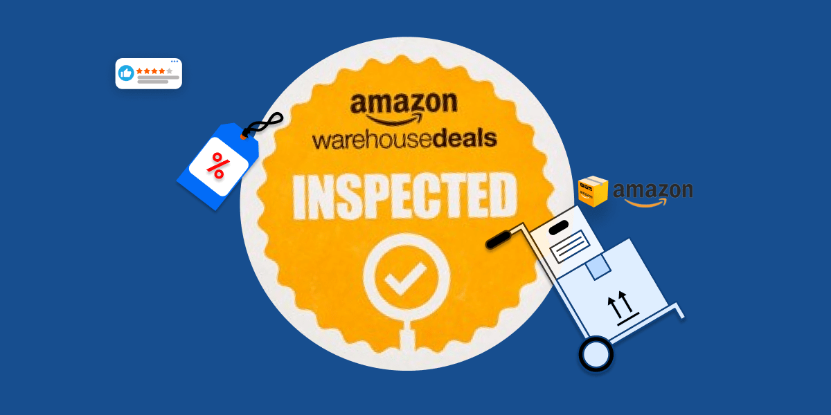 How Amazon Warehouse Deals Work For Sellers Sunken Stone