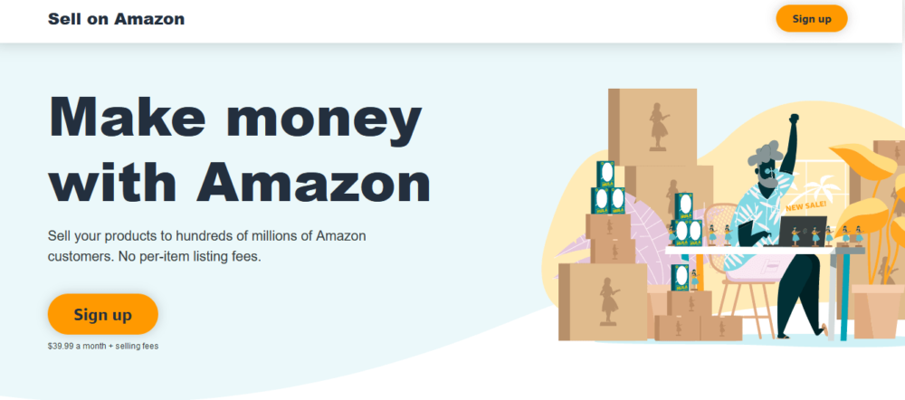 Make Money With Amazon Sunken Stone min