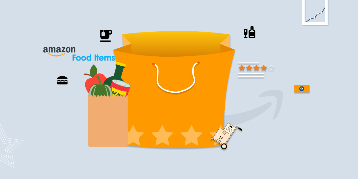 All You Need To Know About Selling Food Products on Amazon Sunken Stone