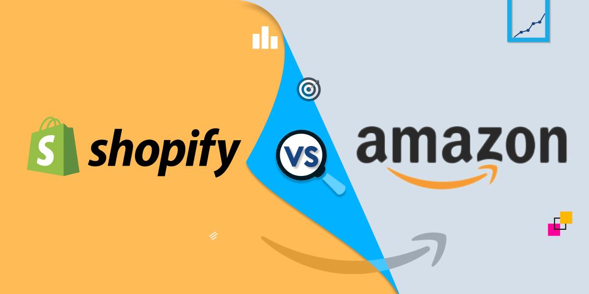 Shopify vs Amazon Sunken Stone