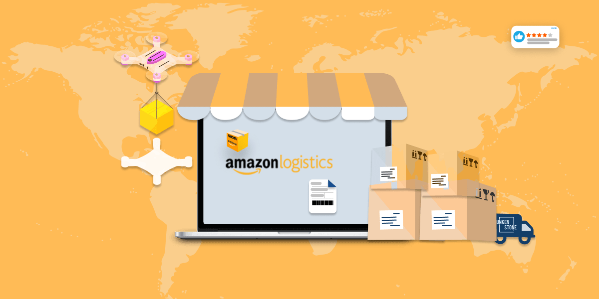 What Is Amazon Logistics What You Need To Know In 2021 Sunken Stone